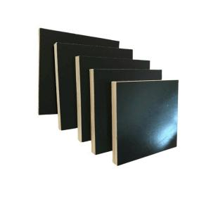 China Flat And Smooth Poplar Core Plywood , Film Face Ply Board 1.0mm-2.1cm Thickness on sale