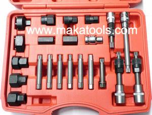 China Mechanic Tools Online (MK0220) 22pc Alternator Tool Set Kit on sale