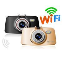 Full HD 1080p A10 Reversing Car Camera Wifi Car DVR Video Recorder And GPS Function