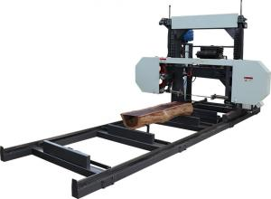Portable Sawmill For Sale >> Hydraulic Horizontal Wood Cutting Band Saw Machine Portable Sawmill