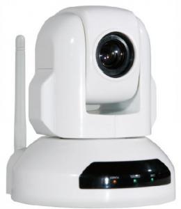 China LJ-633C 10X Optical zoom PTZ IP camera/ Wireless PTZ IP CAMERA on sale
