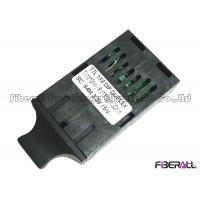 84Mbps TTL 1x9 DIP SC Dual Fiber Optic Transceiver 5V Power Supply