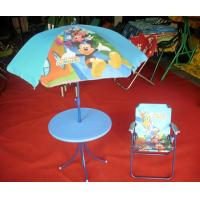 China kids patio set on sale