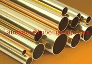 China Seamless Copper Nickel Alloy Pipe on sale