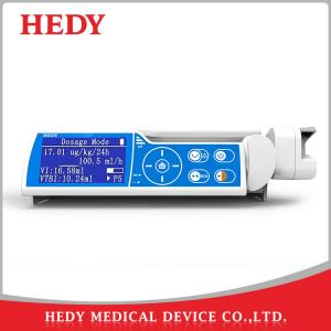 HEDY Economic Hospital Electric Syringe Pump with Touch Screen for