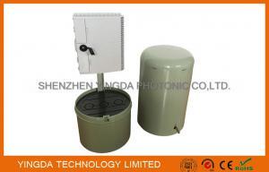 China 1:16 Splitter Optical Terminal Box , Fiber Optic Splitter Box With LGX Module SC/UPC Coupler on sale