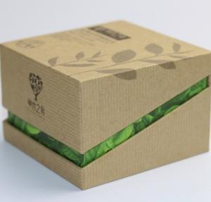 China Hot Stamping Foldable Food Packaging Box, Rigid Stylish Printed Luxury Gift Boxes For Food on sale