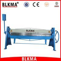 Hot Sale 1.5 mm Sheet Metal HVAC Air Duct Manual TDF Bending Machine Manufacturer