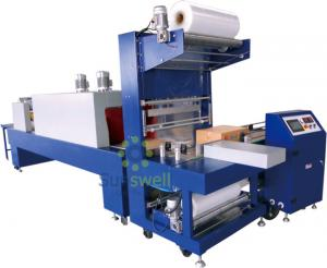 China Plastic Film Shrink Packaging Equipment For Vinegar And Soy Sauce on sale