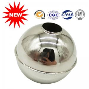 China Commercial Round Ball Float Toilet Ball Valve Assembly Erosion Resistant on sale