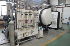 China Metal Powder Injection Molding Ceramic Sintering Furnace / Vacuum Metal Sintering Furnace on sale
