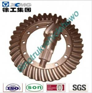China XCMG Wheel Loader Spare Parts,Spiral Bevel Gear,82214204 on sale