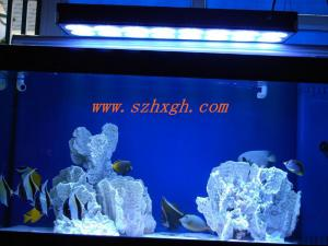 China 240W Dimmable Reef Aquarium LED Light for Reef Coral Growth , No Fan noise on sale
