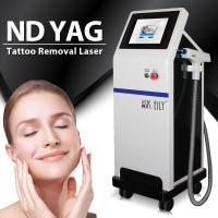 China 1064nm Nd Yag Laser Tattoo Removal Machine Carbon Peeling on sale