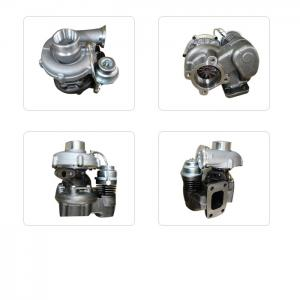 China Turbocharger K24 2992322 53249706405 53249886405 supplier