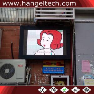 China Outdoor P4mm Waterproof HD LED Screen Billboard for Advertising on sale