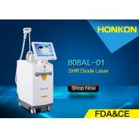 1-10HZ Diode Laser Permanent Hair Removal Machine Pulse Width 5-200ms