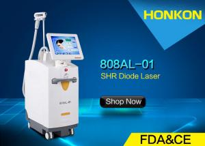 China 1-10HZ Diode Laser Permanent Hair Removal Machine Pulse Width 5-200ms on sale