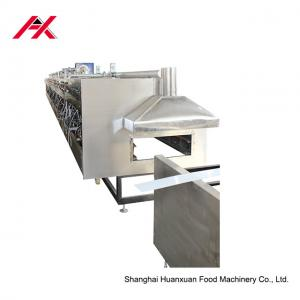 China Durable Automatic Biscuit Machine , Industrial Biscuit Making Machine With High Accuracy on sale
