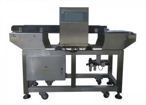 China Conveyor Belt Food Grade Metal Detector High Sensitivity With Sound / Light Alarm on sale