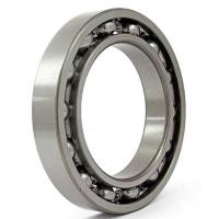 High Precision Washer Tub Bearing Replacement / Rubber Seal Rolling Ball Bearing