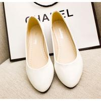 Candy color flats shoes Fashion shoes woman sexy shoes pointed toe shoes with free shipping