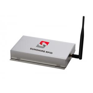China 2.45 GHZ Active RFID Reader With Long Distance More Than 80 Meters on sale
