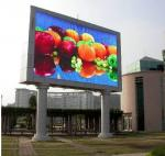 Full Color IP65 High Brightness Led Display For Roadsides Billboard