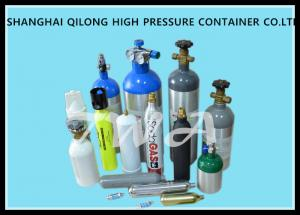 China Alloy Steel High Pressure 5L Compressed Oxygen Tank for Medical use on sale