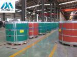 JIS Standard Full Hard Pre Painted Coils PPGI Steel Coil Eco Friendly