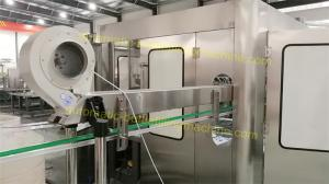 China Automatic PET Bottle Beer Filling Machine , Energy Drink Production Line on sale