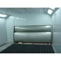 China Global Large Infrared Furniture Spray Booth / Spray Painting Booths 380v on sale