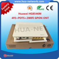 10g gpon ont Huawei GPON ONU Huawei GPON ONT HG8546M 4FE+POTS+WIFI Huawei HG8546M