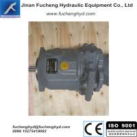 Multifunction ! A10VSO series duble hydraulic pump A10VSO45+18