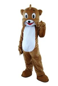 Quality Custom kids dog mascot costumes fancy dress for advertisement and entertainment for sale