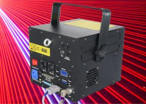 China Single Head RGB Pure Diode Laser Lights 1140mw Outdoor IP55 SD Voice Control on sale