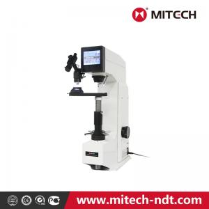 Quality Brinell Rockwell & Vickers Digital Hardness Tester , Desktop Micro Vickers for sale