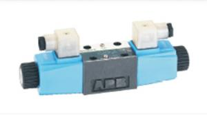 China Pilot Operated Vickers Solenoid Hydraulic Directional Valves For Control Flow On Off supplier