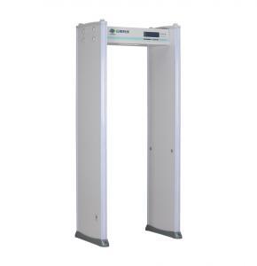 Quality 6 Zones Walk Through Security Metal Detectors , Metal Detector Walk Through Gate UNX200A for sale