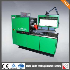 China 12PSB-BFC diesel fuel injection pump test bench with injector calibration tool on sale