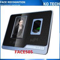 KO-Face505 Cheap Price Biometric Facial & Fingerprint Time Attendance