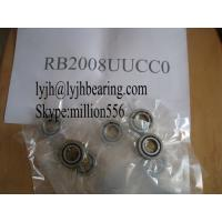 RB12016UUCC0 Crossed roller bearing 120x150x16mm application for swiveling table machine tool,in stock