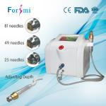 China Skin maintenance microneedle nurse system stretch mark removal beauty machines wholesale
