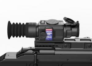 China Lightweight Orion335 Tactical Rifle Sight Wifi Video Recording Long Detection Range on sale