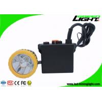 Brightest 50000 Lux Mining Cap Lamp , Rechargeable Headlight for Hunting Outdoor