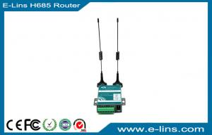 China UMTS WiFi 802.11n 4G LTE Wifi Router , 3G M2M Industrial Cellular Router on sale