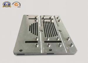 China DIN 315 Precision CNC Machining Services , Sandblasting 6063 T5 Aluminum Alloy Mechanical Parts on sale