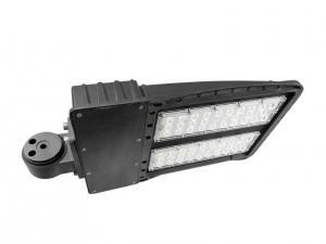 China 200 Watt LED Parking Lot Lights Fixtures 24200 Lumens 4000 K UL DLC 5 Years Warranty on sale