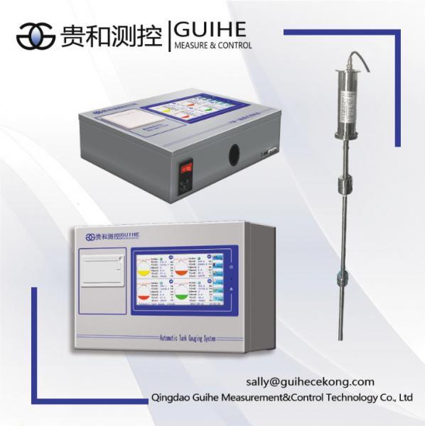 High precision digital fuel level sensor /underground tank gauge / fuel  Images