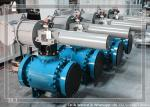 Spring Return Pneumatic Rotary Actuator For Trunnion Mounted Ball Valve